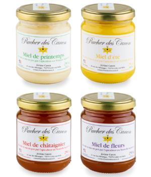 Offre découverte miel artisanal